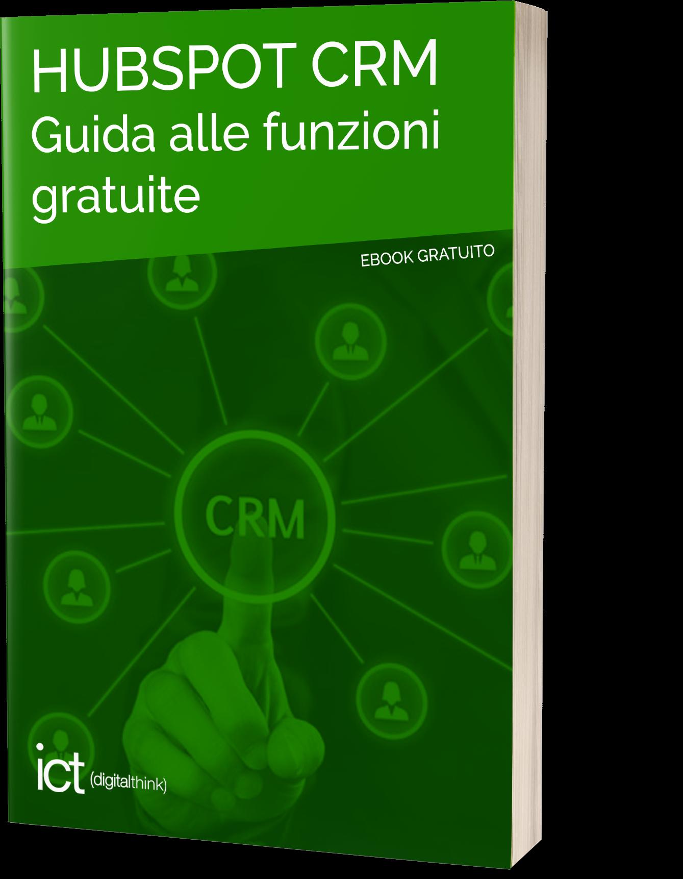 HUBSPOT CRM: Guida alle funzioni gratuite