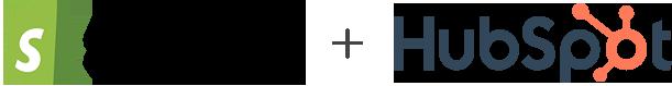 shopify+hubspot