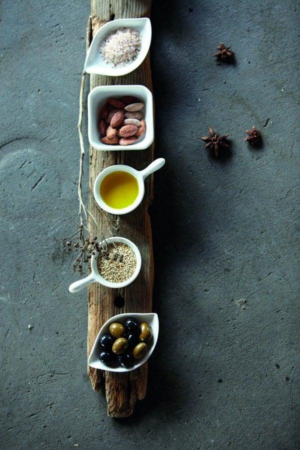 fotografare il cibo  food styling