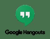 Risultato immagini per google hangouts