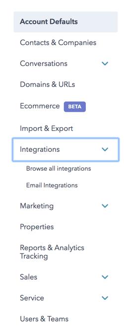 Settings-integrations-hubspot