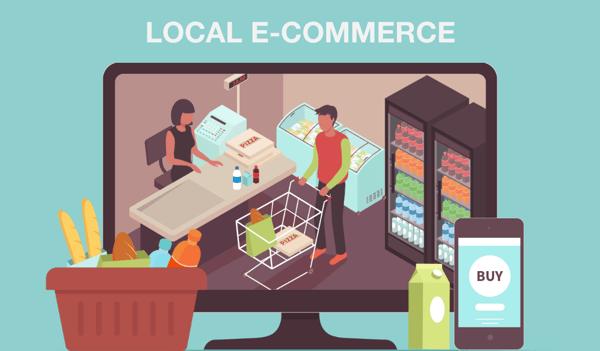 Local e-commerce, una marcia in più per i negozi di quartiere