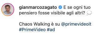 ad Gianmarco Zagato