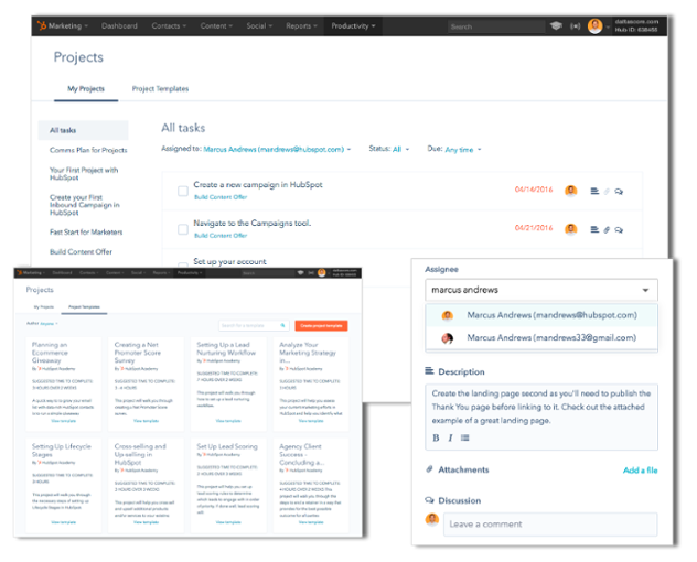 Hubspot-Projects-panoramica