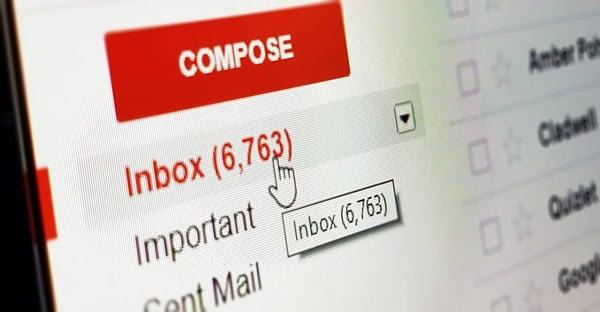 Top 10 degli errori nelle email che NON devi commettere