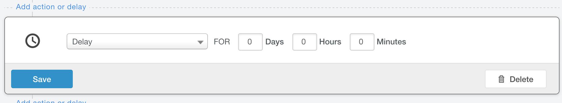 hubspot workflow  ritardo