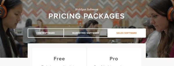 Quanto costa HubSpot CRM Pro: ecco i nuovi pacchetti