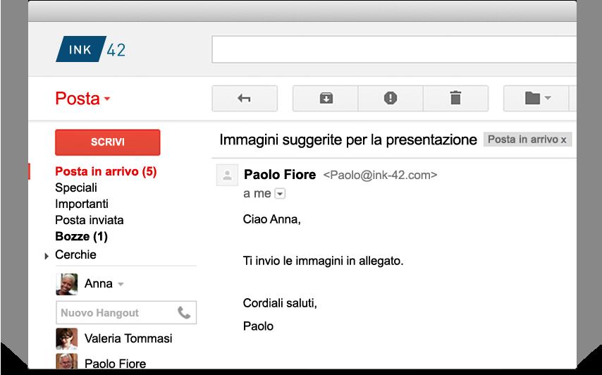 cosa gsuite gmail postaazienda