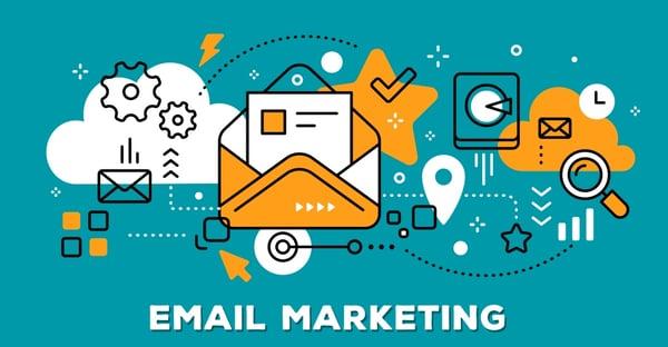 Invio di email di marketing: cos'è e come funziona