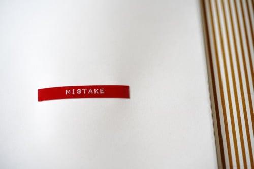 I più comuni errori che compiono le PMI con i loro progetti web