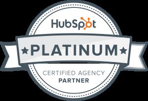 HubSpot Partner Platinum