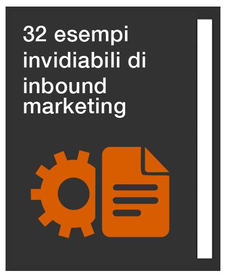 32 esempi invidiabili inbound marketing ebook
