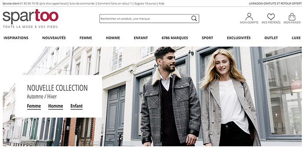 marketplace europei spartoo