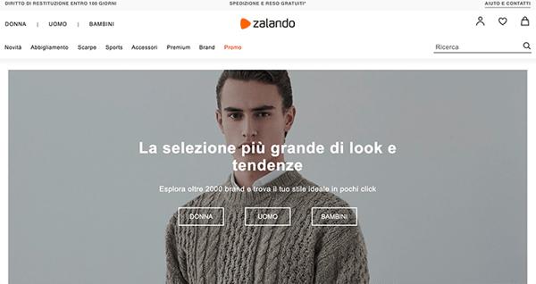 marketplace europei zalando