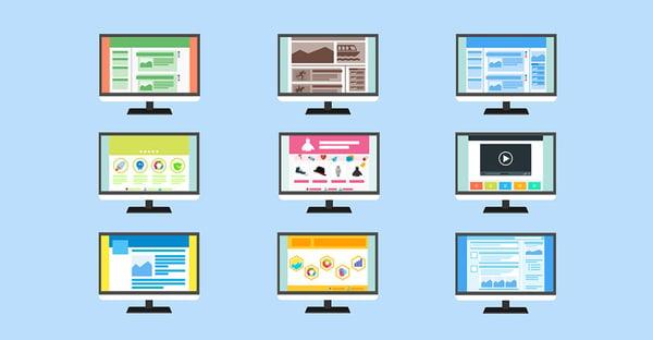 Landing page vs sito one-page: qual è la differenza?