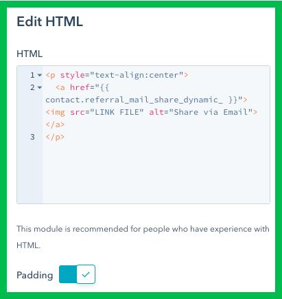preview html hubspot