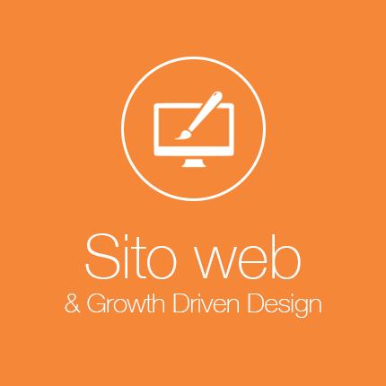realizzazioni siti web in growth driven design - servizi di inbound marketing