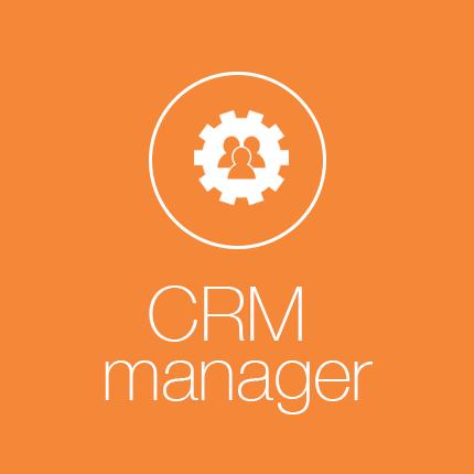 CRM manager - servizi di inbound marketing