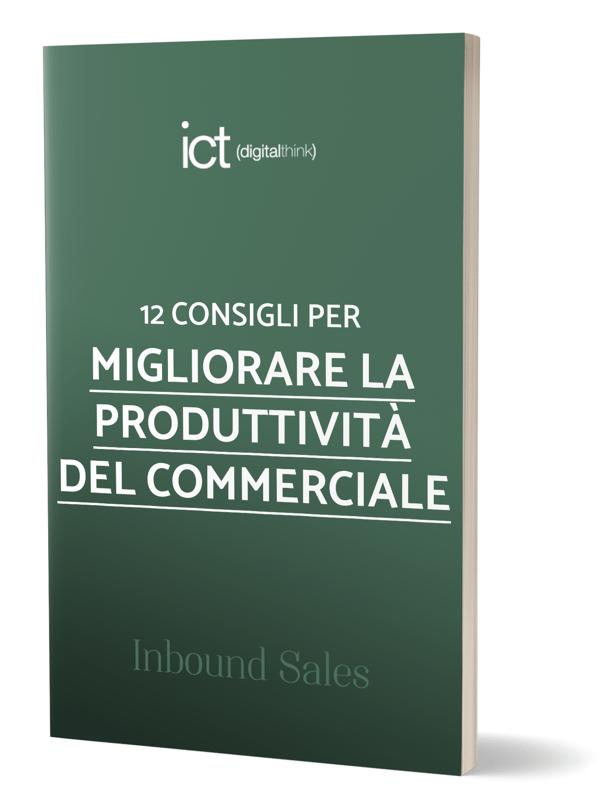 12 Consigli per migliorare la produttività del commerciale