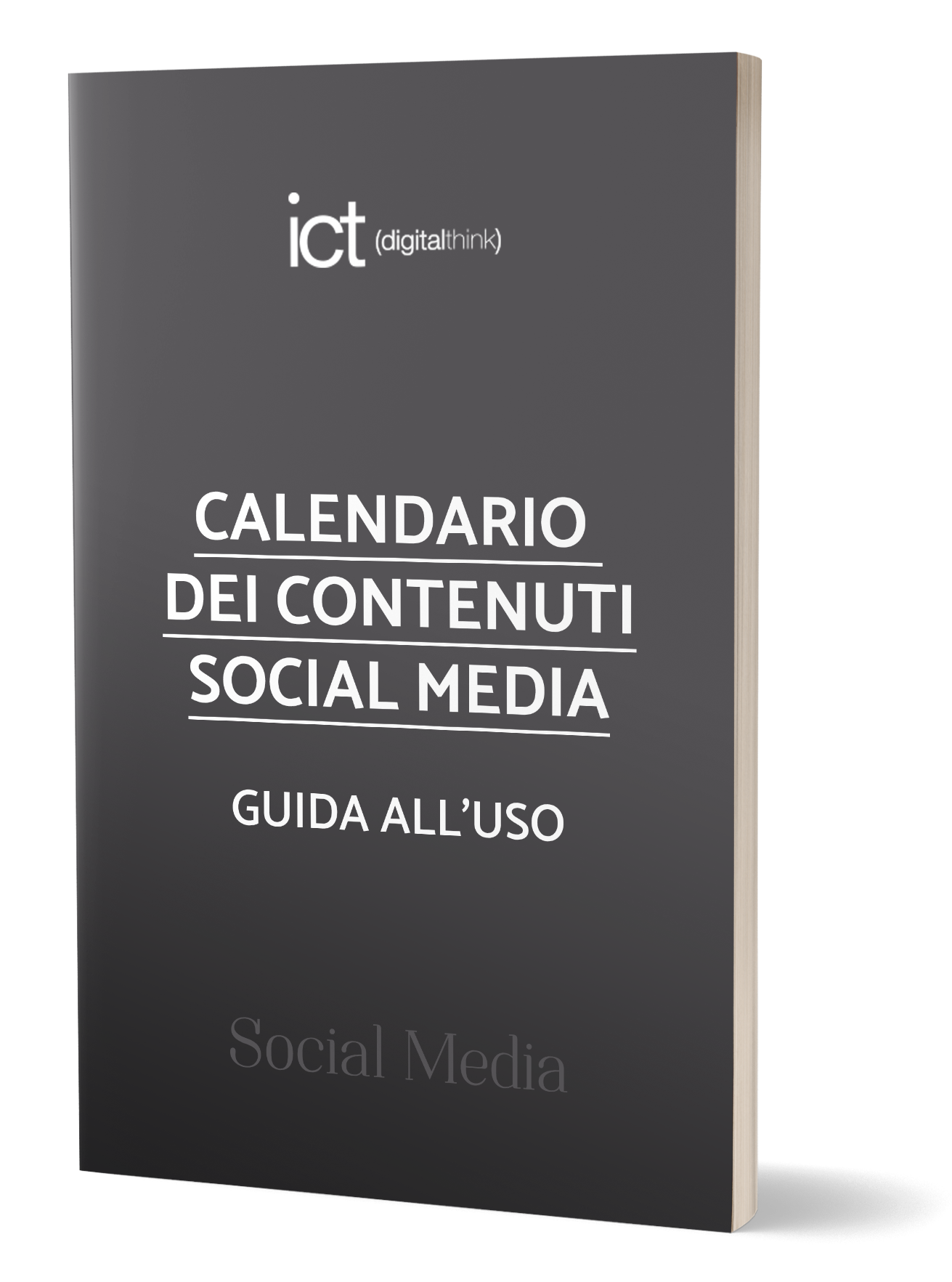 Calendario dei contenuti Social Media