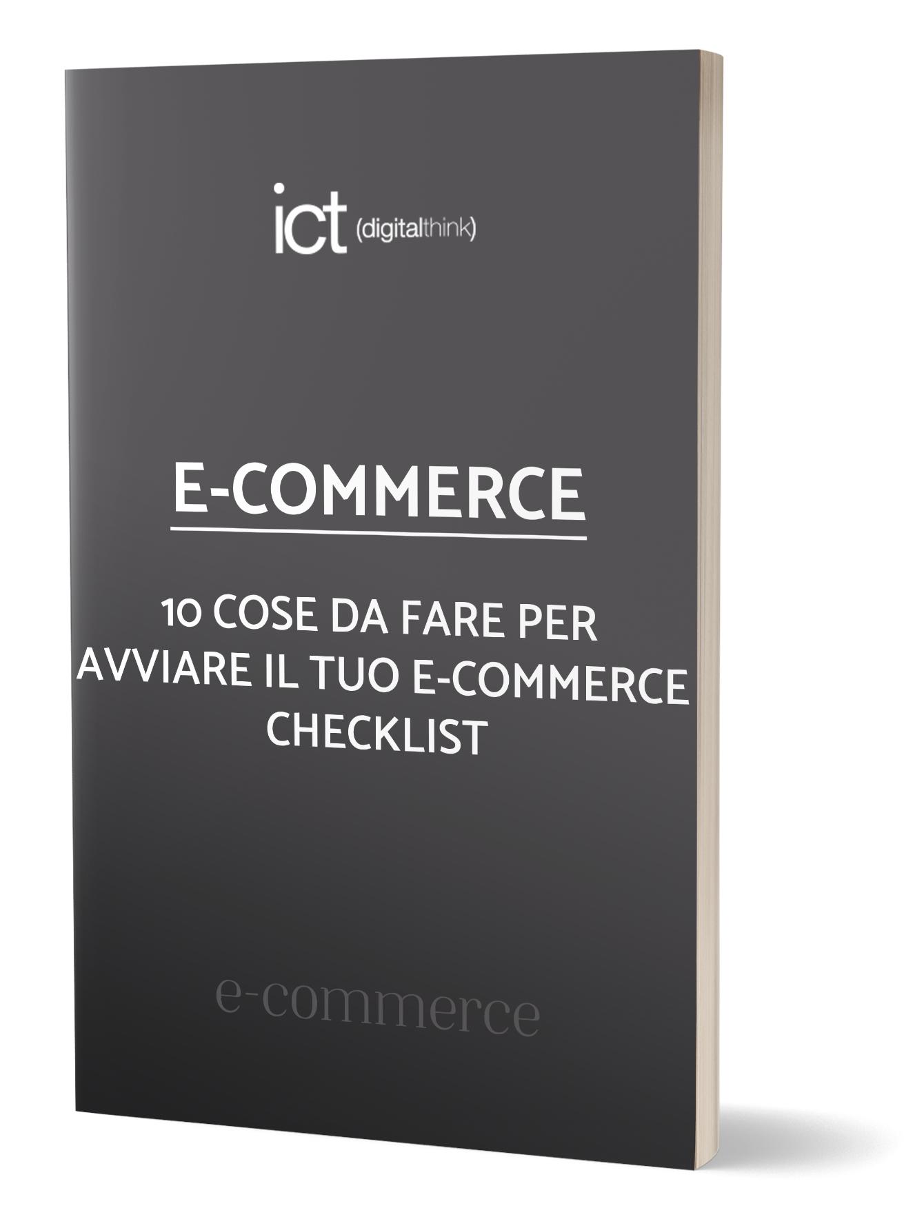 10 cose da fare per avviare il tuo e-commerce.
