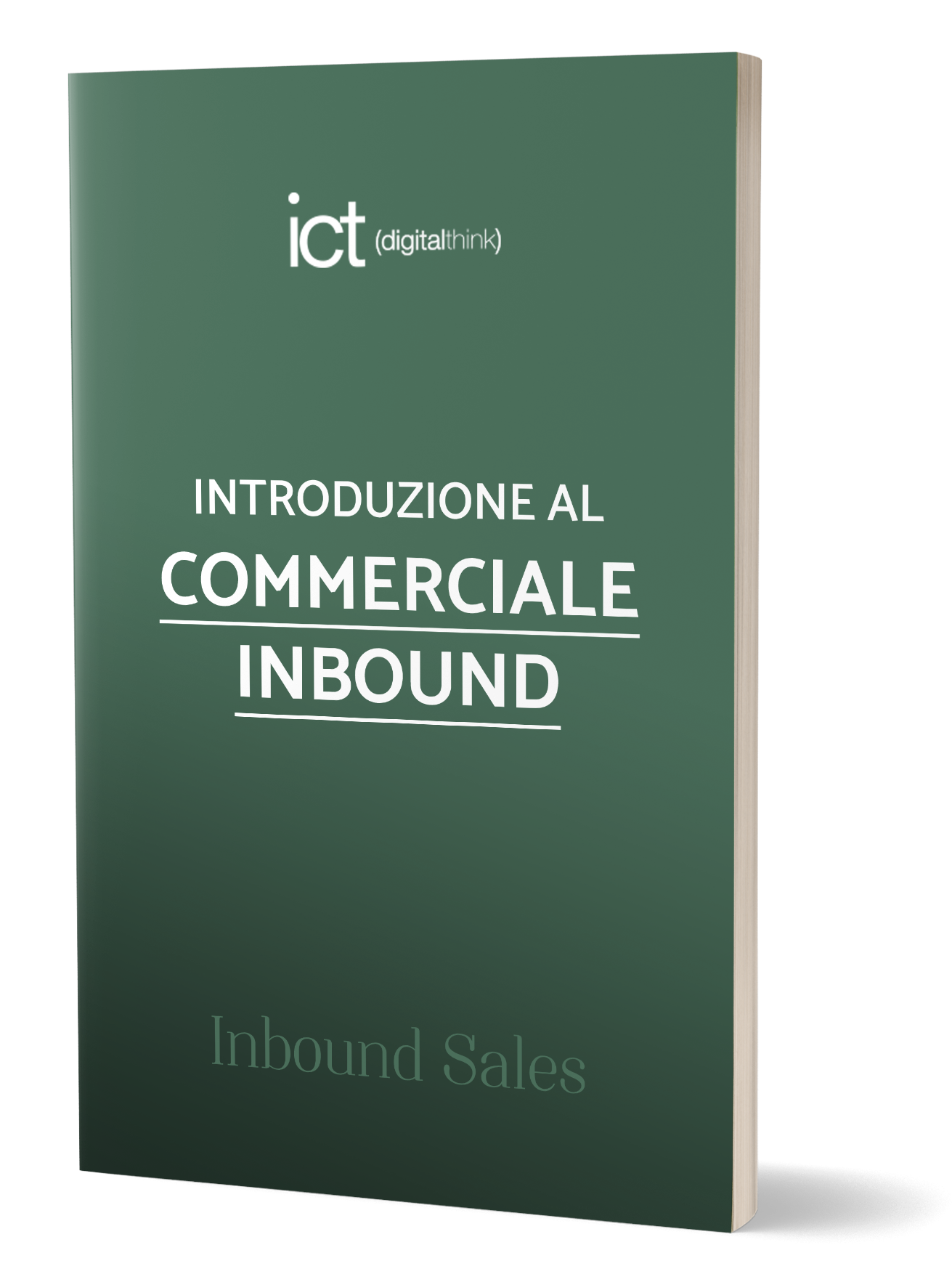 Introduzione al COMMERCIALE INBOUND