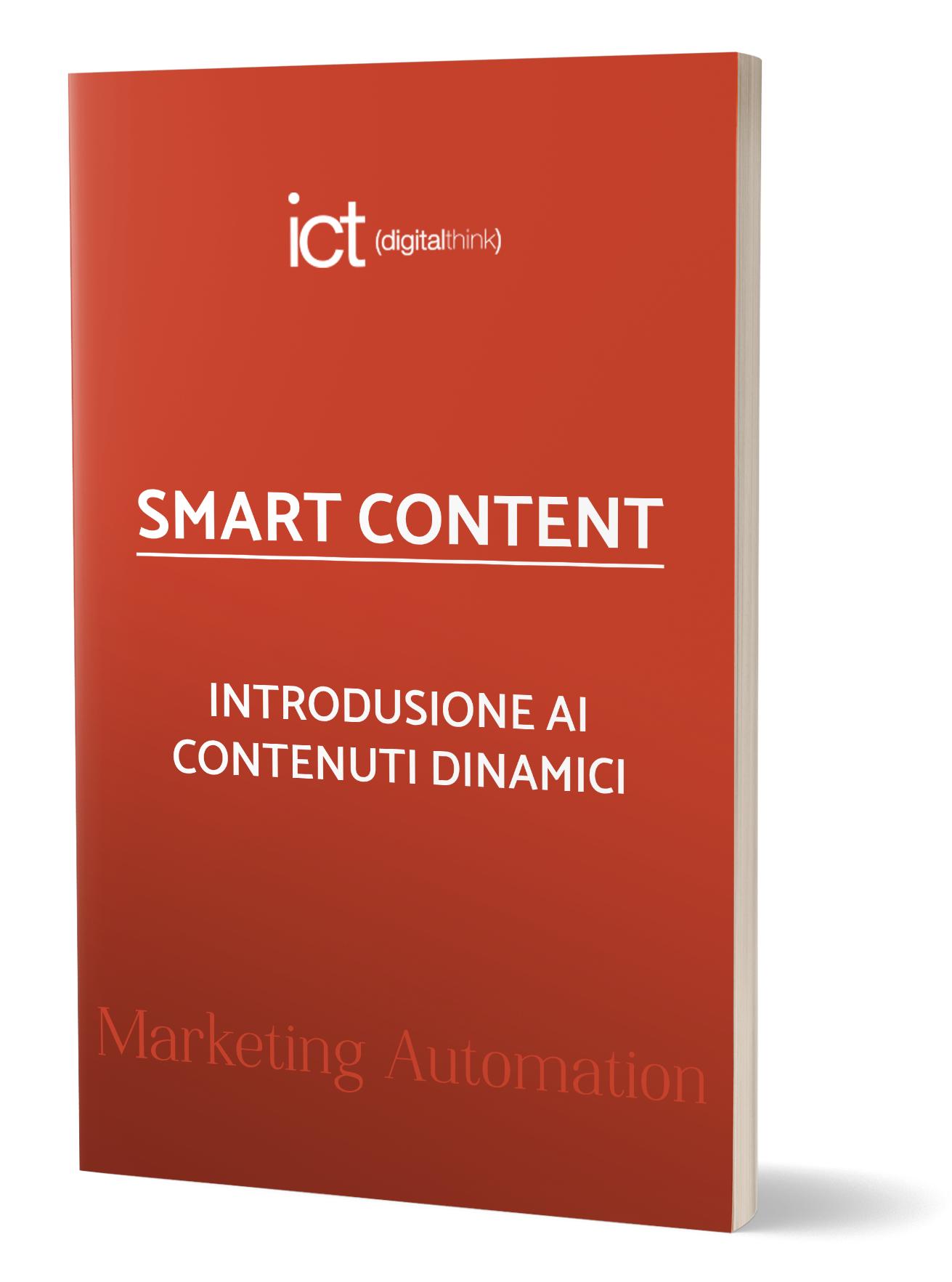 SMART CONTENT: Introduzione ai contenuti dinamici