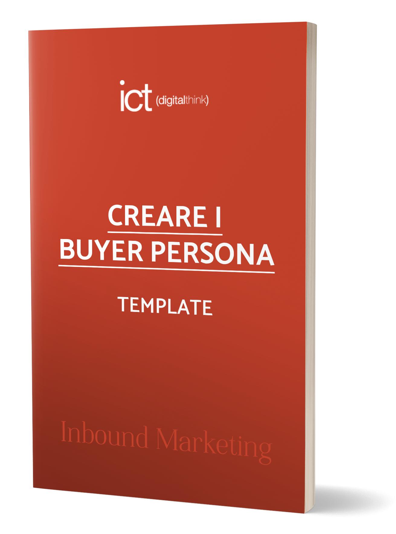 Template per creare i Buyer Persona