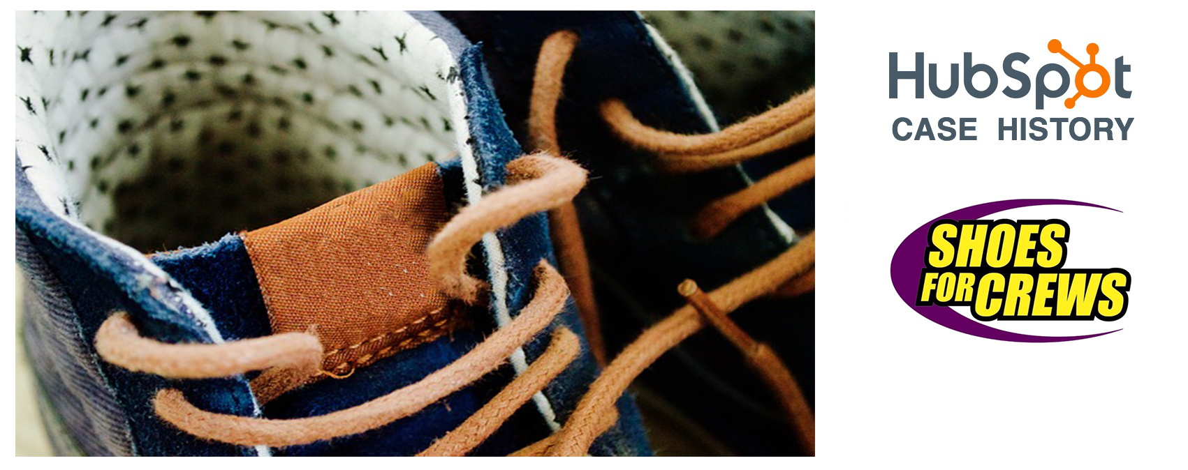 Un'azienda produttrice di scarpe aumenta il fatturato del 336% con HubSpot [Case History]