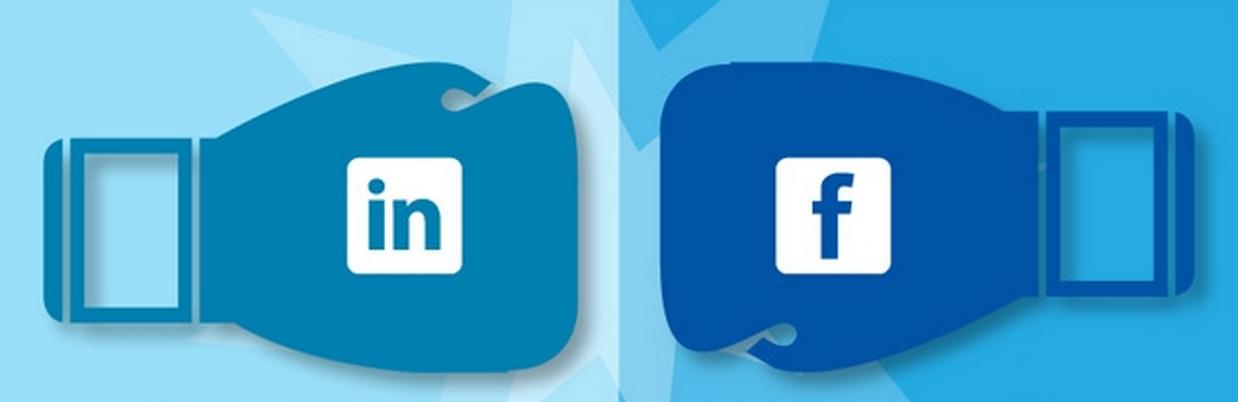 LinkedIn o Facebook? Quale social scegliere per la tua azienda.