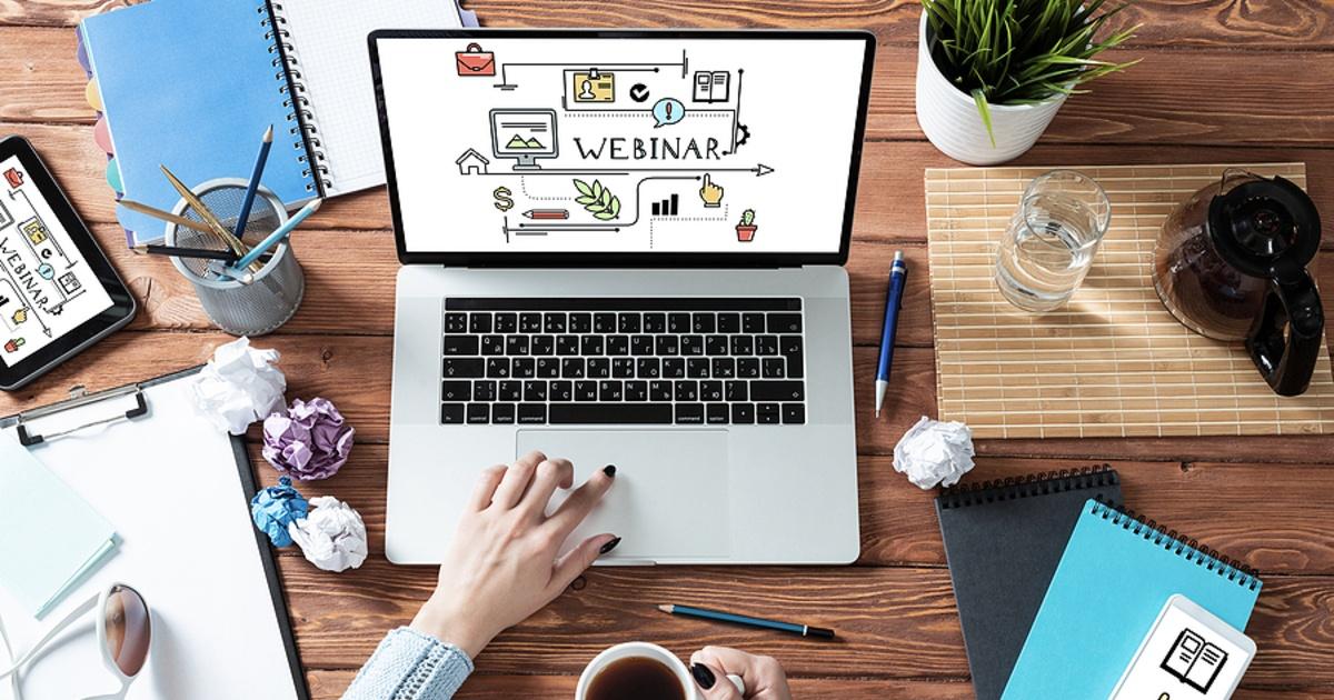 come usare i webinar per trovare clienti landing page ebook