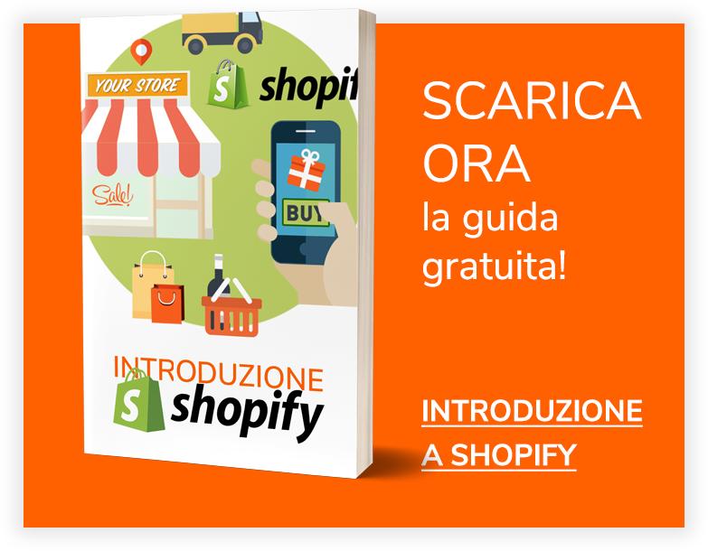 cta introduzione shopify per pagina prodotto