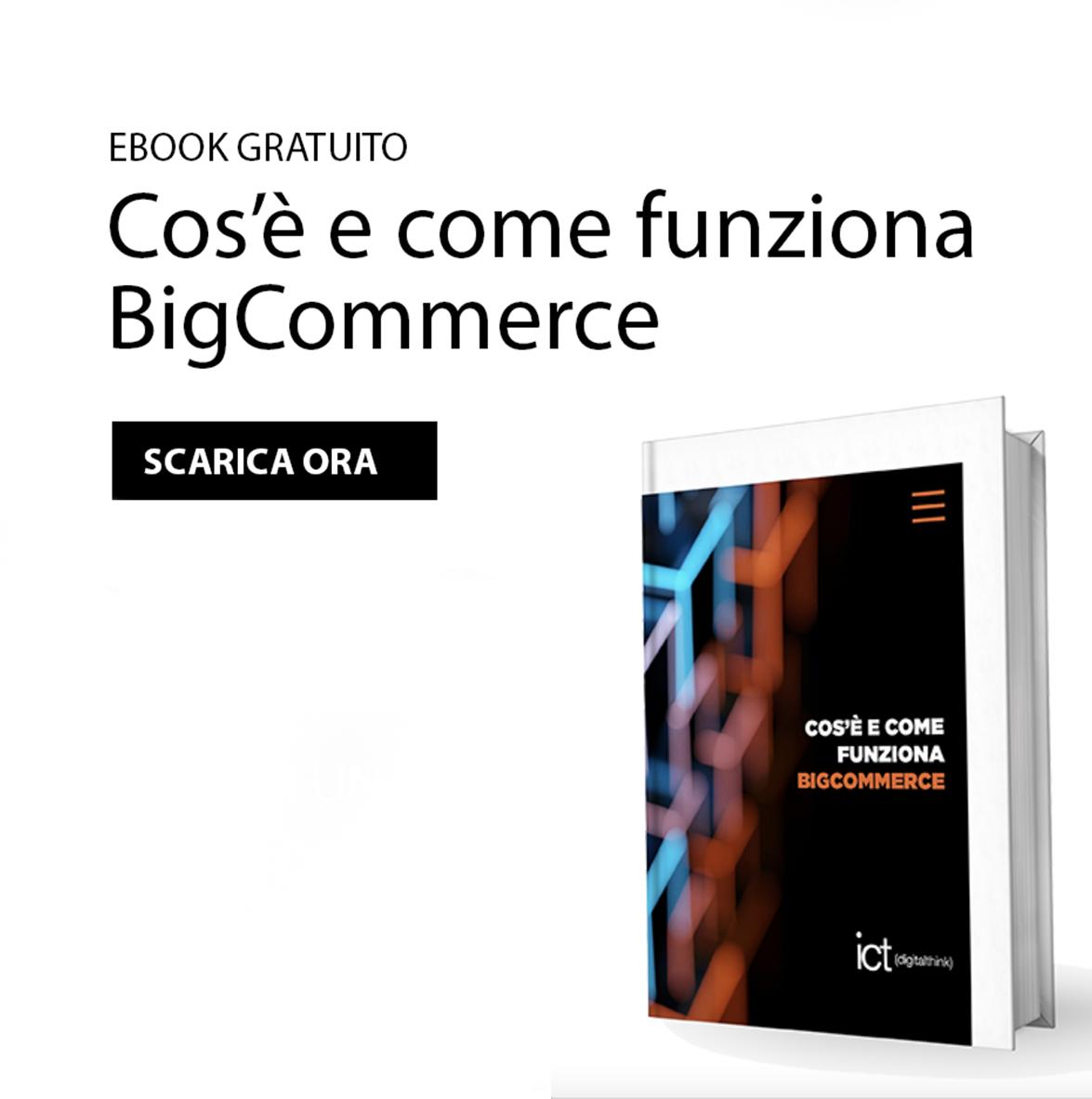scarica ebook bigcommerce per pagina prodotto